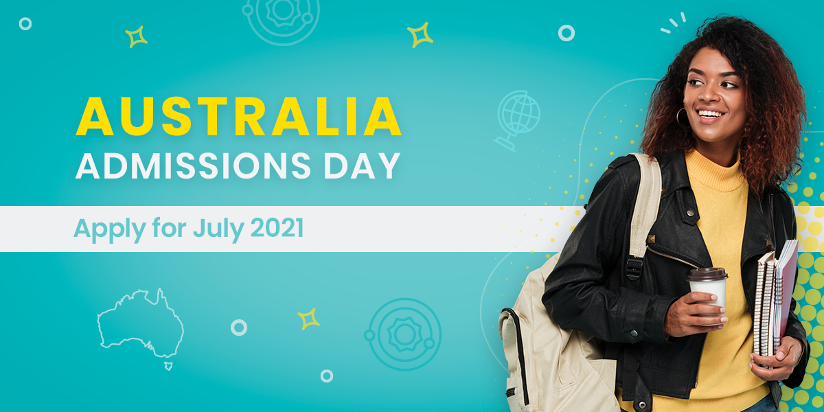 Australia Admissions Day