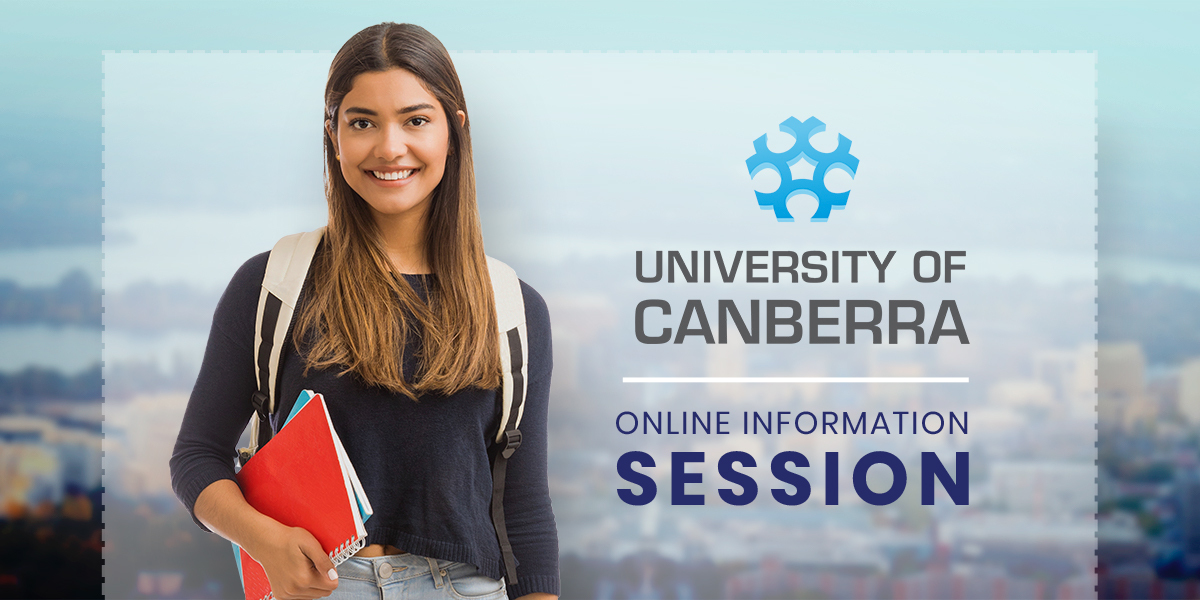 Study at Canberra University Australia – Information Webinar